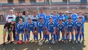 Futebol Vargem vence primeira partida pela etapa regional dos Jogos Abertos da Juventude