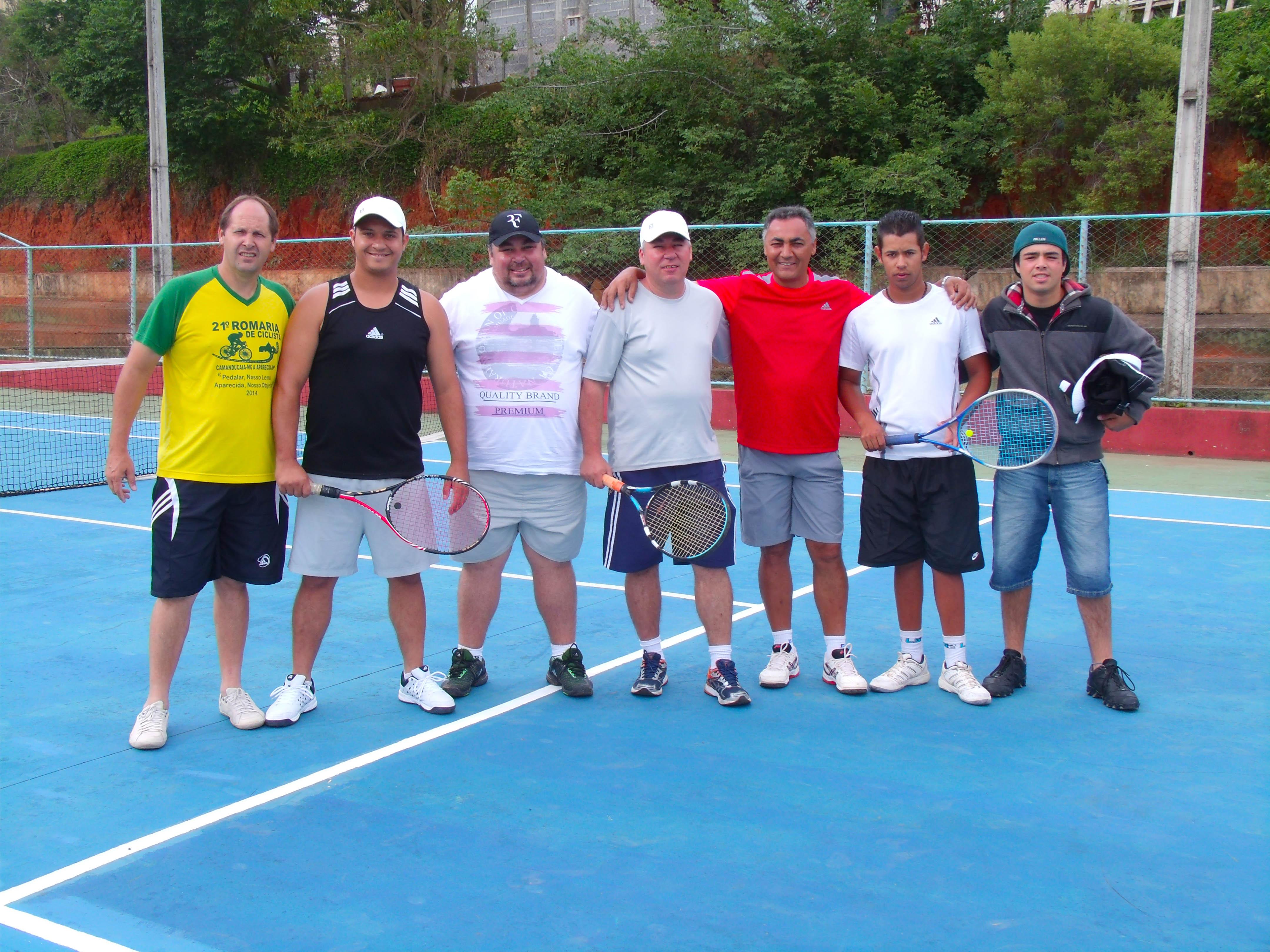 2d214be99b7 Confira os resultados do 1º Torneio Interno de tênis de Camanducaia ...