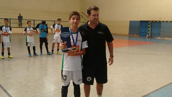 Capitão do time e artilheiro Rafael
