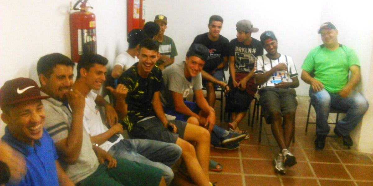Reunião-COpa-Futsal