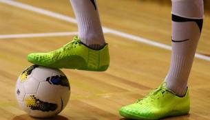 Trans Tasman Cup - Futsal Whites v Futsal Roos, 22 September 2012