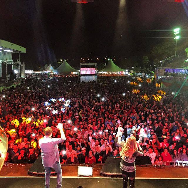festa do morango 2015