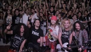 Guns N' Roses Cover Brazil