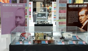 Exposição do Inatel Cultural no SerraSul Shopping