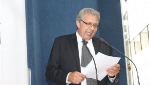 posse prefeito cambuí - foto Gerson Oliveira