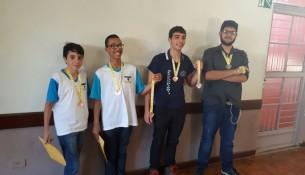 alunos premiados