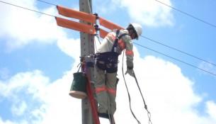 manutencao rede eletrica