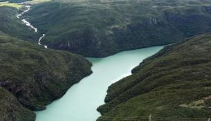 Sobrevoo à bacia do rio Grande