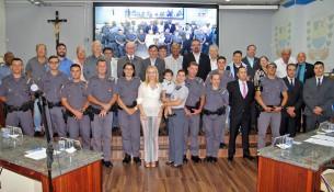 14.11.2017 Homanagens Policiais Militares Câmara