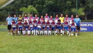 Unidos do Esporte - Campeão 1ª Divisão