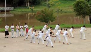 21.01.2018 Oficina de Capoeira