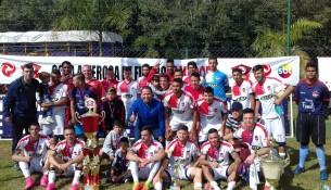 João Batista participa da final da Copa Alterosa de Futebol Amador