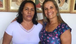 Visita da primeira-dama de Joanópolis