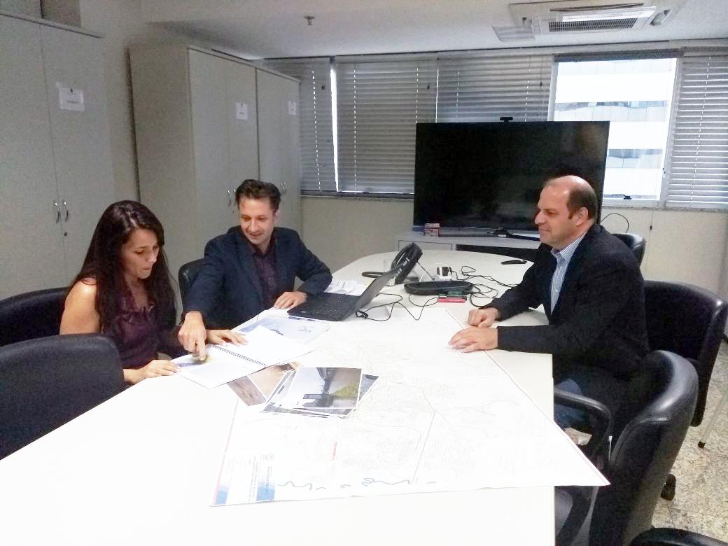 Reunião Ministério das Cidades