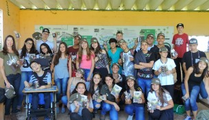 visita escola Copaíba