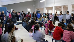 17.07.2018 Volta às aulas - Creche Colibri (1)