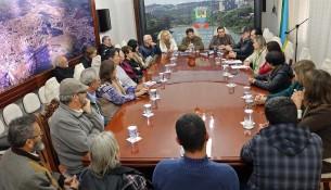 06.08.2018 Reunião com entidades assistenciais