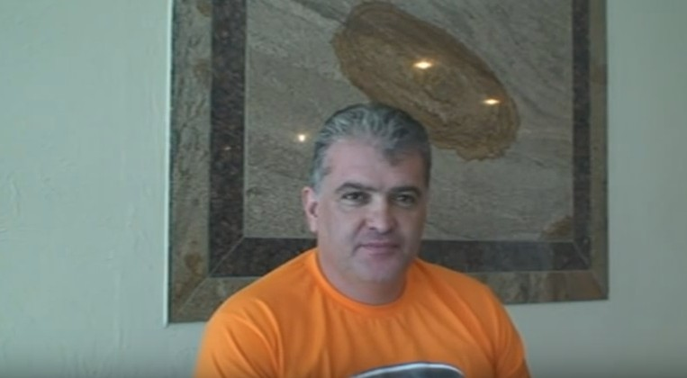 Ufólogo Paulo Werner