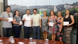 14.11.2018 Entrega para entidades Sociais (2)