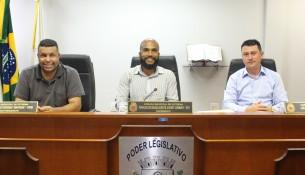 Mantega, Juninho e Leandro