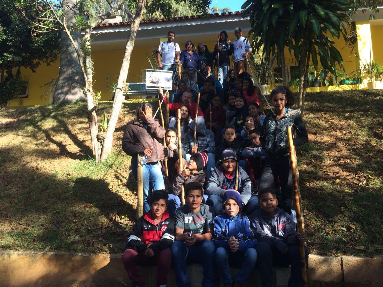 Conh. Extrema com Escola José Sebastião Morbidelli 24 e 25.05.18
