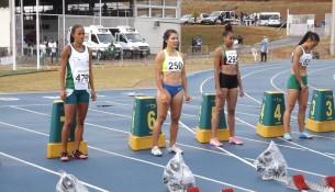 Etapa Trofeu Brasil 2018 com a presença da atleta Lais Serinolli Rodrigues da ABRA SEMJEL de Bragança Paulista.