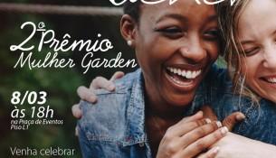 2º Prêmio Mulher Garden