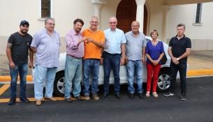 13.03.2019 Entrega de veiculo Voluntariado Credenciado