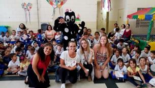 (2) Projeto Vigilância em Ação  nas Escolas