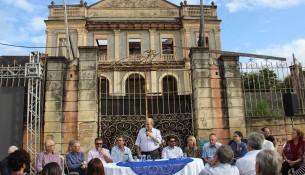 22.03.2019 Assinatura da ordem de serviço das obras do Antigo teatro Carlos Gomes3