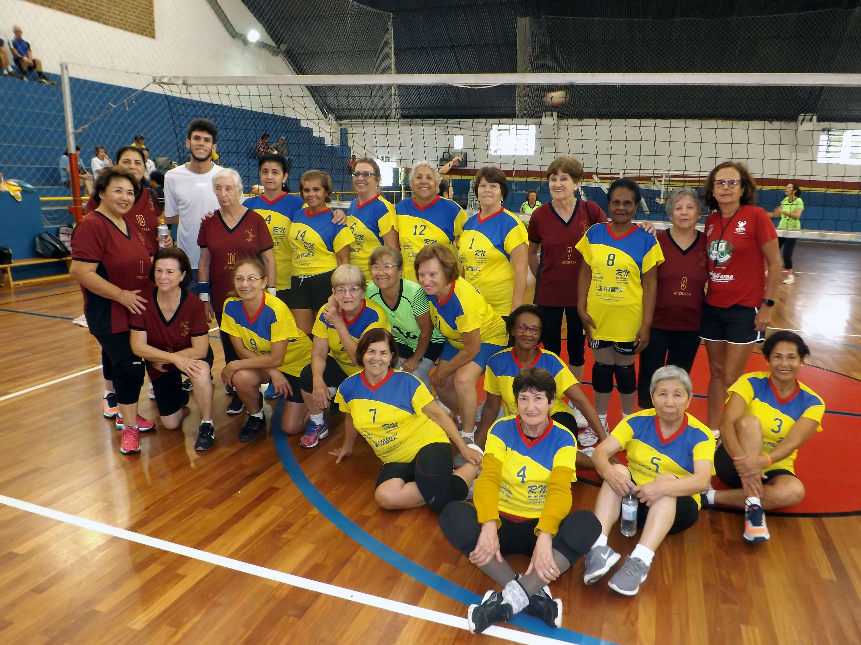 Equipes de Voleibol