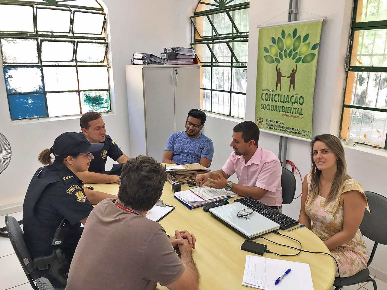 02.04.2019 Guarda Civil Municipal Ambiental 2
