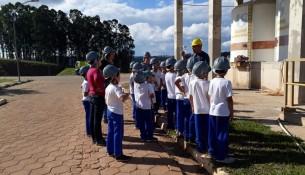 Visita escolas Estação de tratamento de esgoto (5)