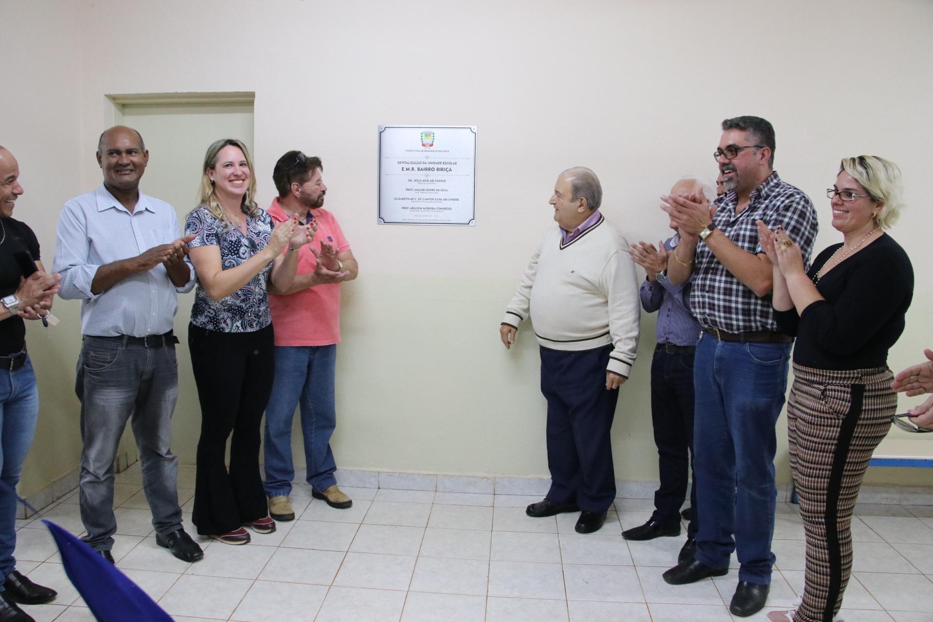 14.06.2019 Entrega de revitalização E.M R Biriça  (1)