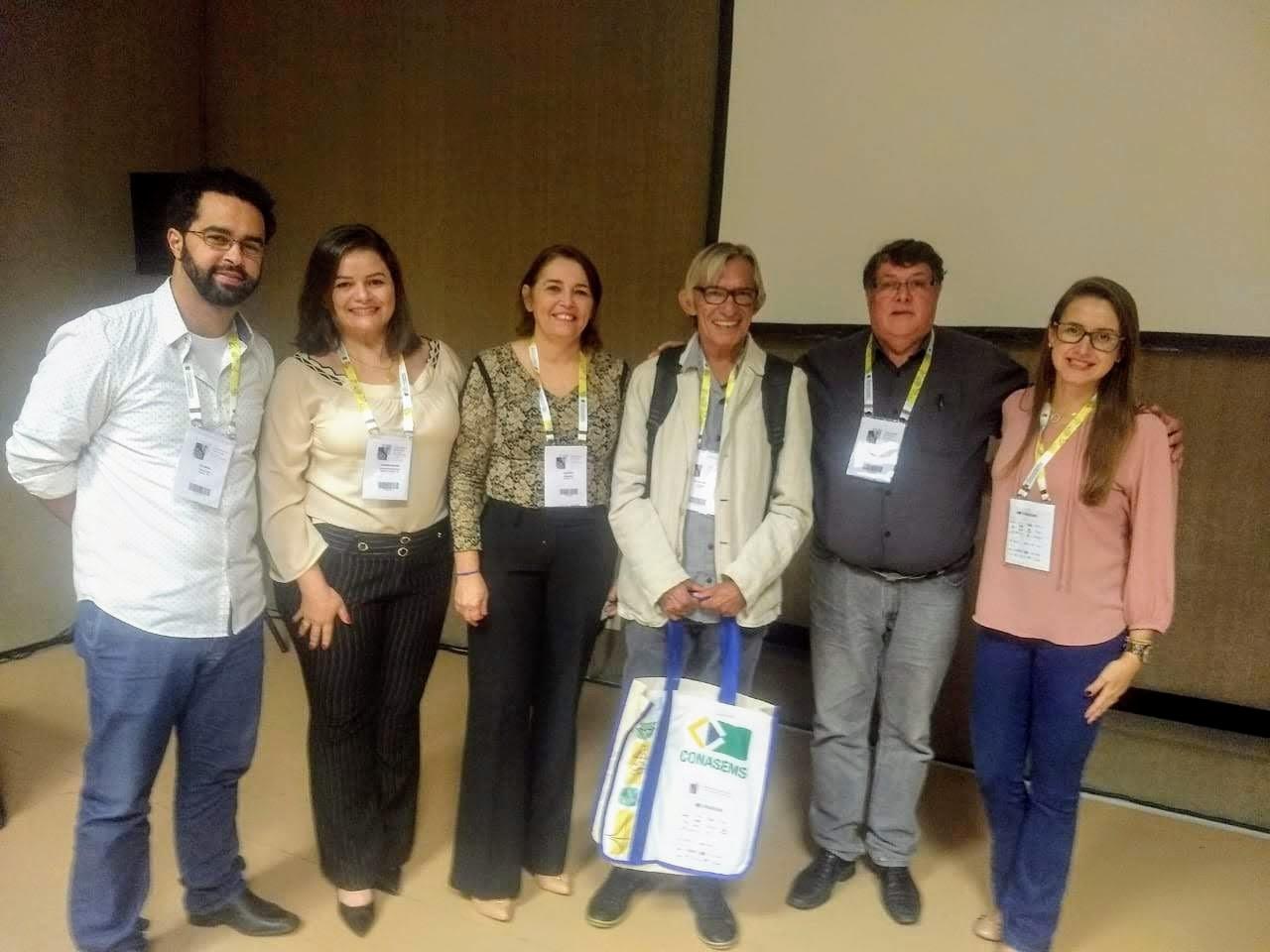 Bragança participa do congresso Nacional de Saúde (3)
