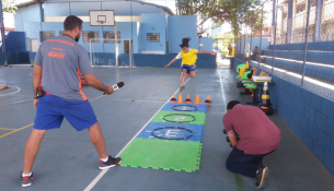 Projeto Atletismo nas escolas