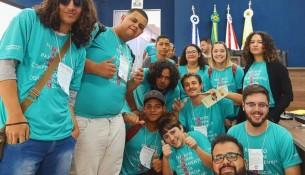 Parlamento Jovem - Escola do Legislativo