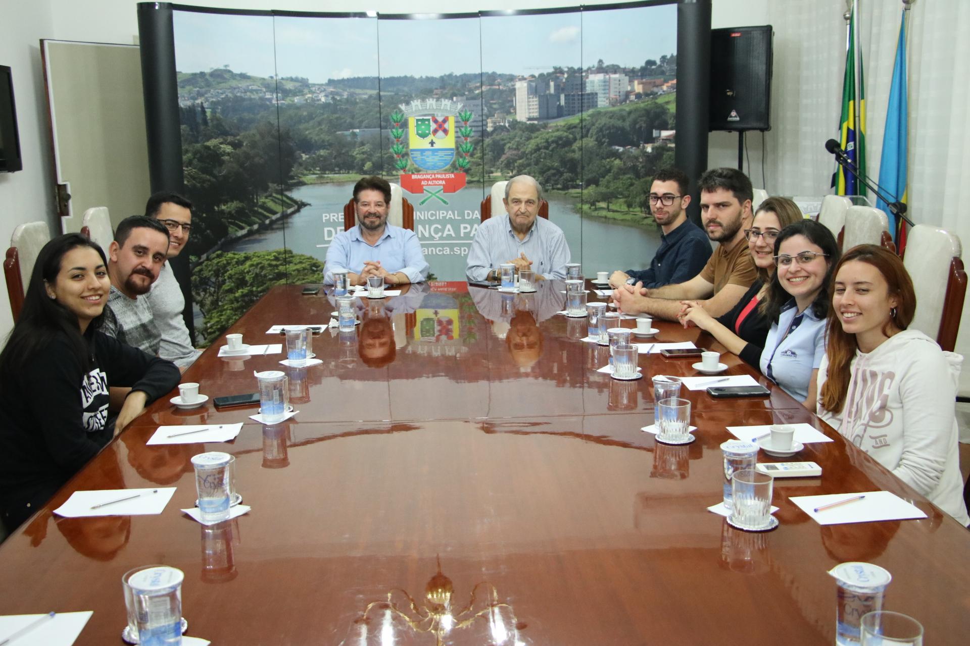 12.11.2019 Reunião com alunos da FATEC (3)