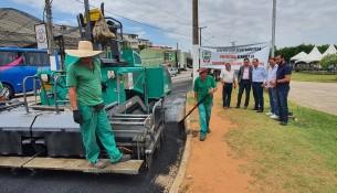 25.11.2019 Início recapeamento Avenida dos Imigrantes (13)