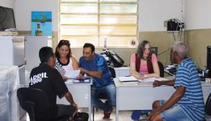 11.03.2020 Albergue Municipal - 3 moradorea arrumaram empregos (1)