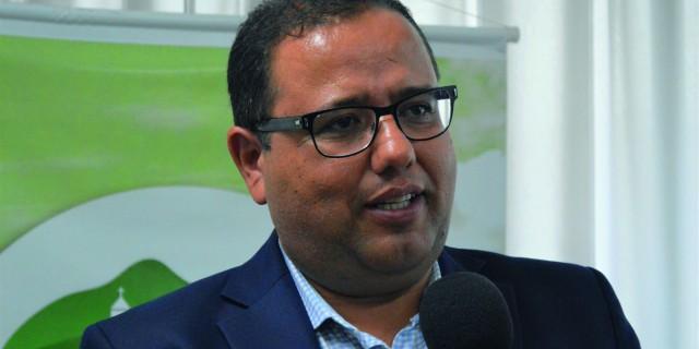 prefeito de Extrema, João Batista