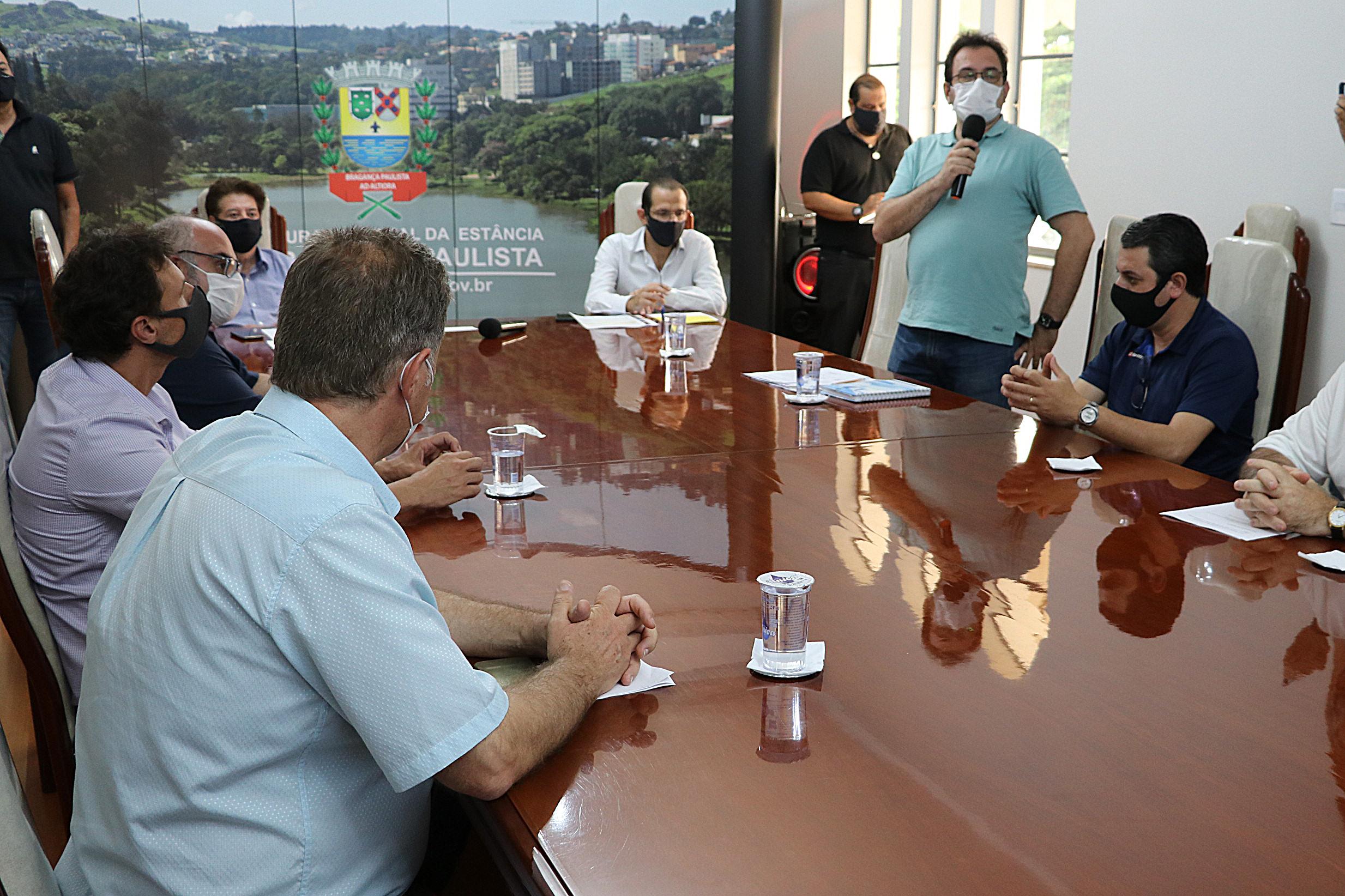 14.09.2020 Assinatura de Ordem de Servico Reforma do PAT e Grama Sintetica CILES5
