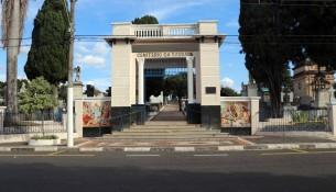 Cemitério da Saudade- Foto Arquivo