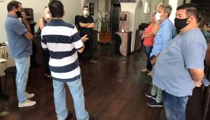 Membros do CONDEPHAAT vistoriam obras nosequipamentos culturais públicos (1)