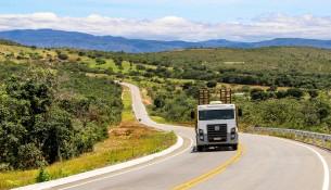 restrição de veículos de carga no feriado de finados Foto Mário Chrispim