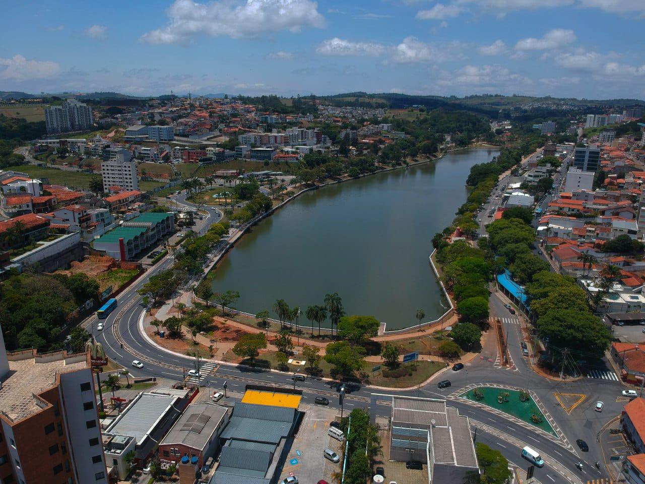 Obras no Lago Taboão estão em fase de conclusão (2)