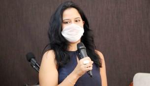 Nova Secretária de Meio Ambiente - Nádia Zacharczuc