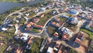 Pavimentação ruas do Lago do Moinho- Foto Arquivo SECOM