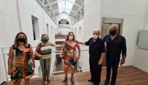 24.02.2021 Prefeito Jesus Chedid visita Centro Cultural  (1)