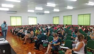 Prefeitura realiza encontro para capacitação e orientação com Diretores da Rede Municipal de Ensino